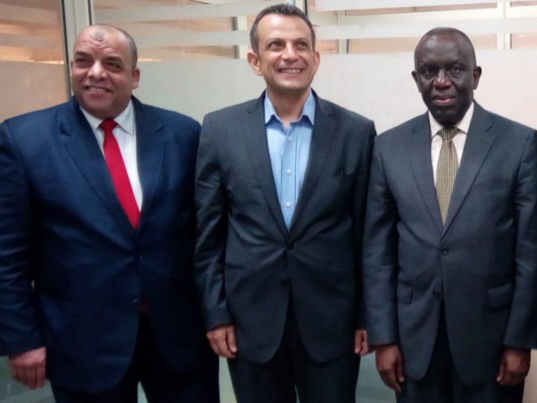 Egyptian Ambassador Visit