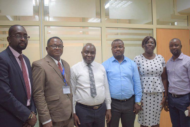 Ejigbo Courtesy Visit