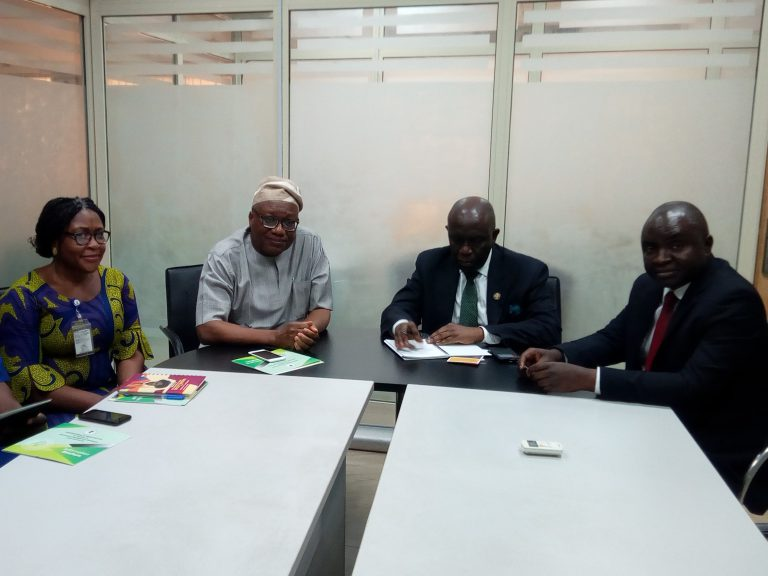 INEC Courtesy Visit
