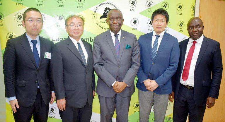 Japan Embassy Courtesy Visit