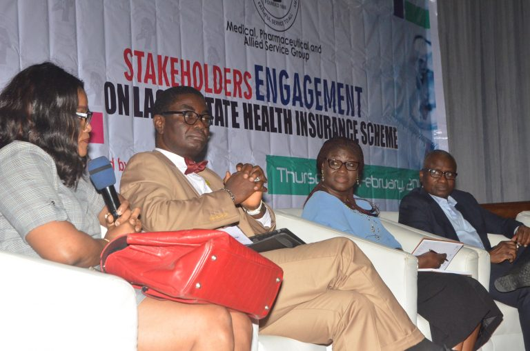 LCCI Medical Group's Meeting with Lagos State Commissioner for Health