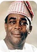 Chief John A. Odeyemi, MFR, FCA
