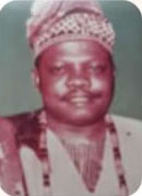 High Chief (Dr.) Henry Olodeye Fajemirokun