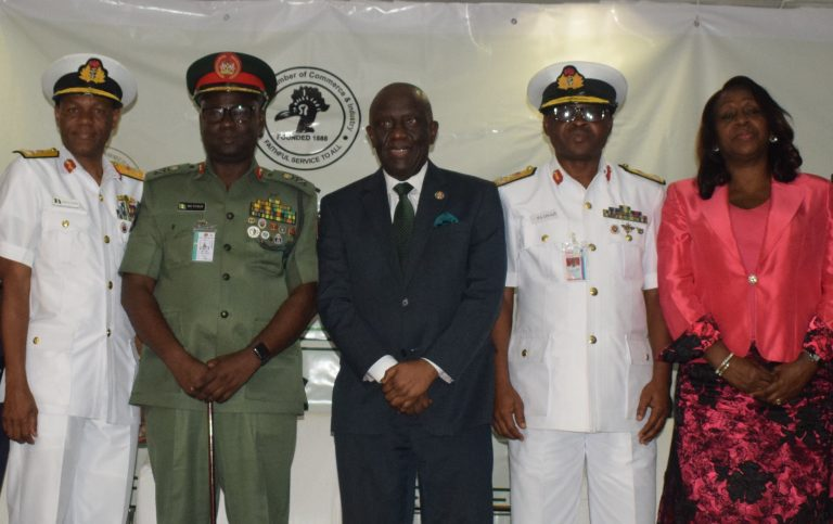 2019 LCCI Security Meets Business Dialogue in Lagos