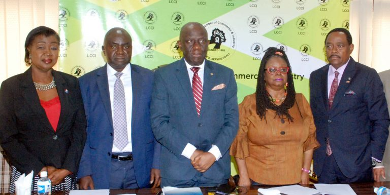 LCCI Press Conference on State of the Economy