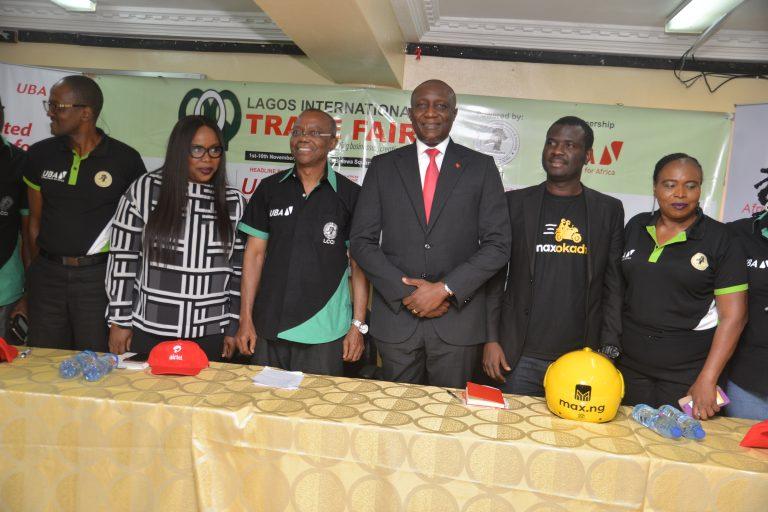 Press Conference announcing the 2019 Lagos International Trade Fair in Lagos