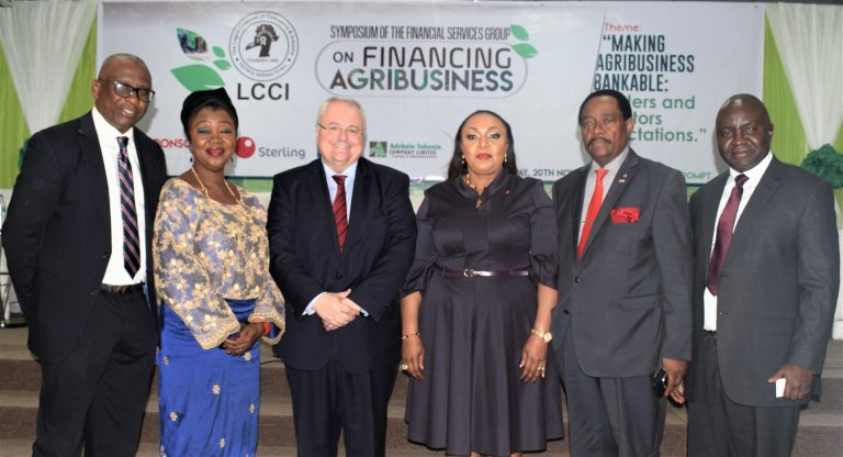 LCCI Financial Services Group Symposium on Financing Agribusiness