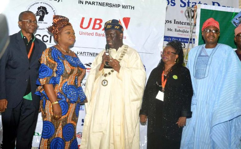 Closing Ceremony of Lagos International Trade Fair