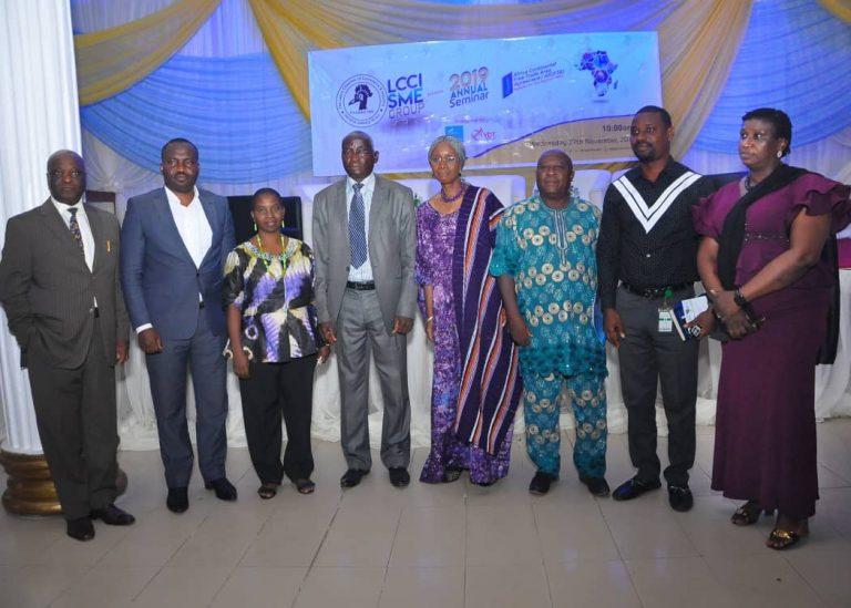 LCCI SME Group 2019 Annual Seminar