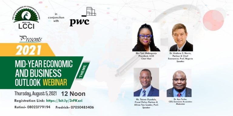 2021 Mid-Year Economic & Business Review and Outlook Webinar