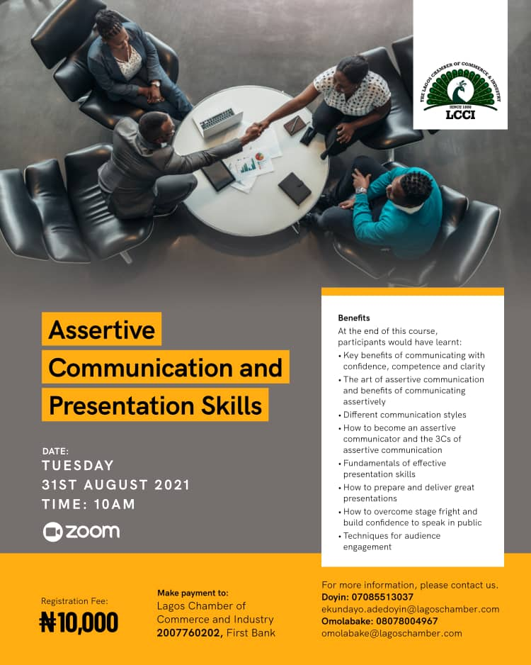 Assertive Communication & Presentation Skills