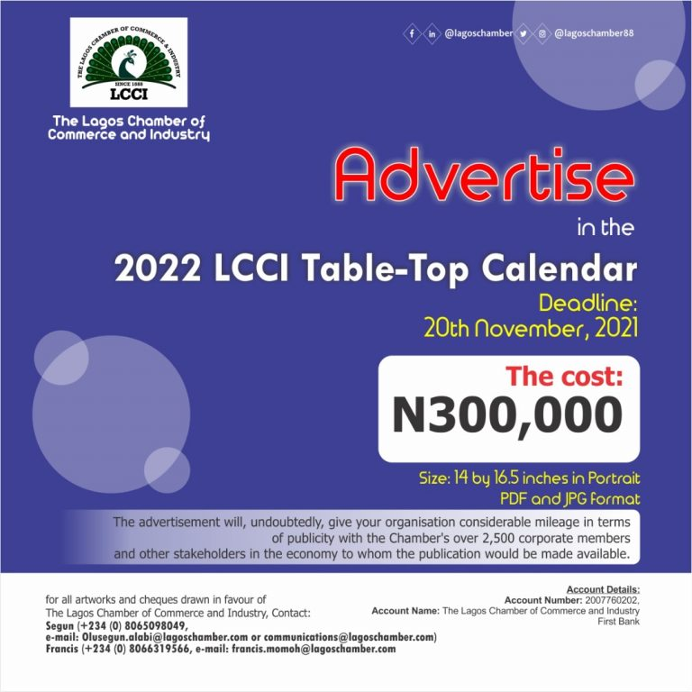 2022 table top calendar request for adverts