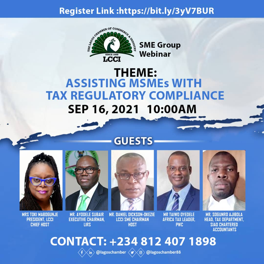SMEGroup Workshop on Assisting MSMEs with Tax Regulatory  Compliance