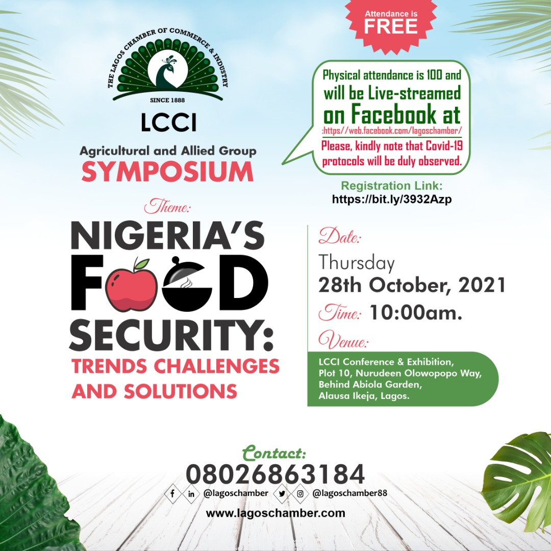 Nigeria's Food Security - Trends Challenges & Solutions